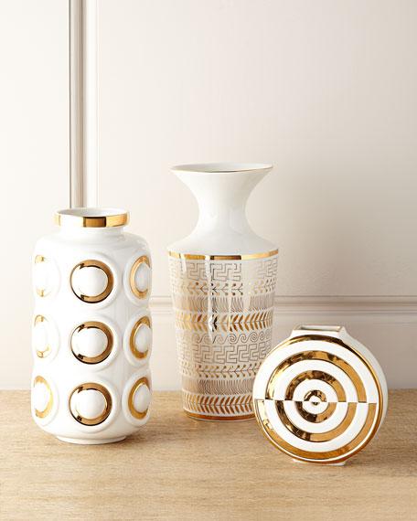jonathan adler futura vases. Black Bedroom Furniture Sets. Home Design Ideas