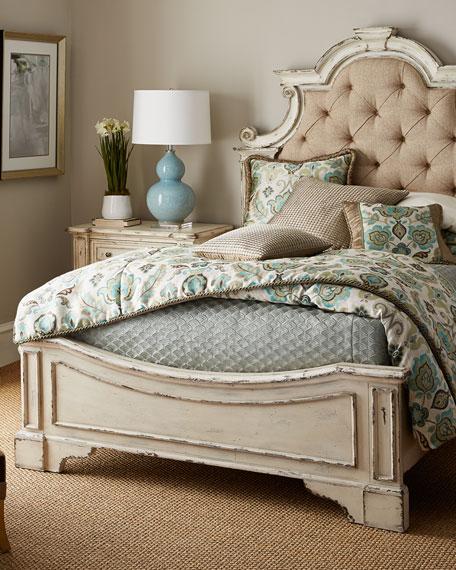 Edina King Bed
