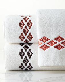 ANALI Hanabishi Towels