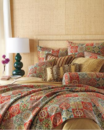 Tegola & Glamour Bedding