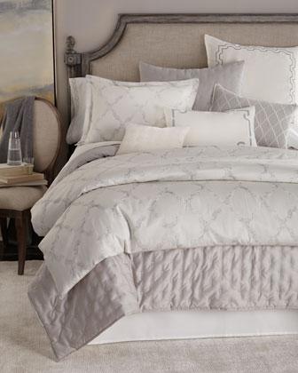 Fretwork Bedding