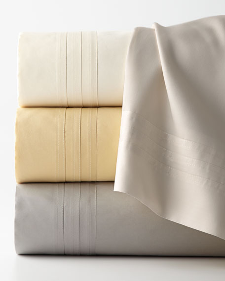 King Collection Silk Quilt