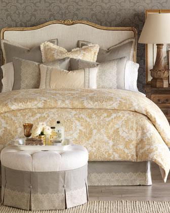 Sabelle & Thayer Bedding & 300TC Juliet Sheets