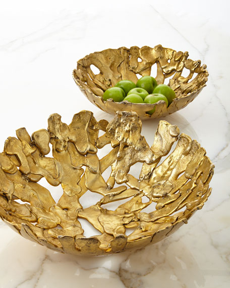 After the Storm Large Decorative Bowl