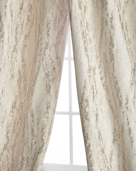 "Each 52""W x 108""L Rayne Curtain"