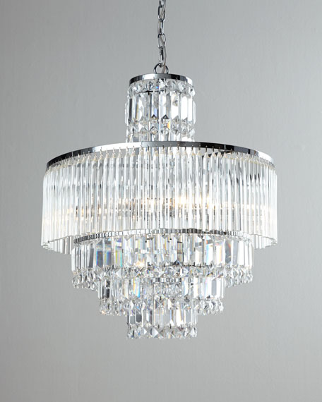 rossborough 8 light crystal chandelier cord cover. Black Bedroom Furniture Sets. Home Design Ideas