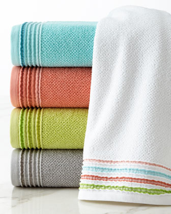 Modern Solid Towels