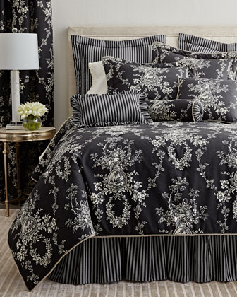 French Toile Bedding