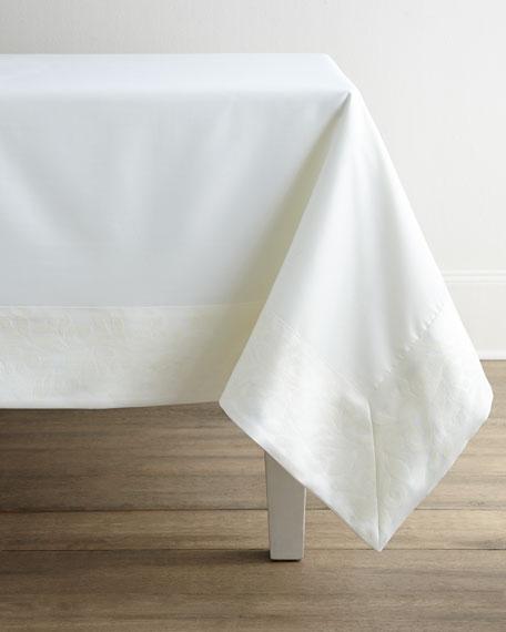 "Geneva Tablecloth, 70"" x 128"""