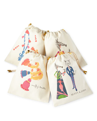 Personalized Charger Bags