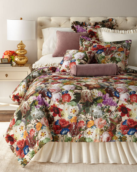Queen Laila 3-Piece Comforter Set