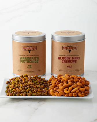 Red River Bloody Mary Cashews and Matching Items