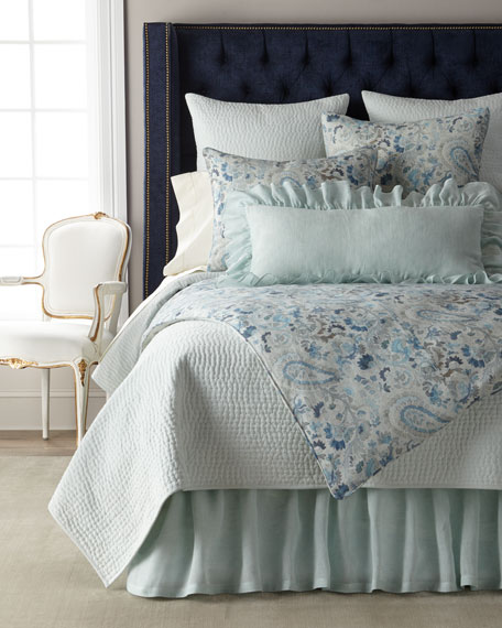 Ines Linen King Duvet Cover