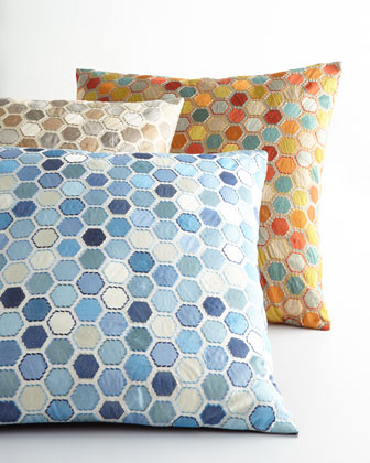 Gem Market Pillow