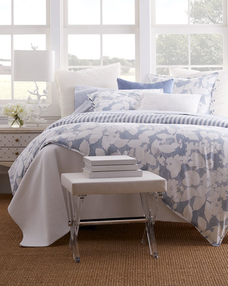 Willa Floral Full/Queen Comforter Set
