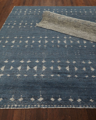 Robinson Hand-Knotted Rug  9' x 12'  and Matching Items