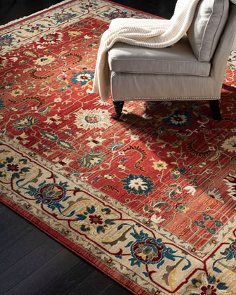 Ines Power-Loomed Rug  10' x 13' and Matching Items