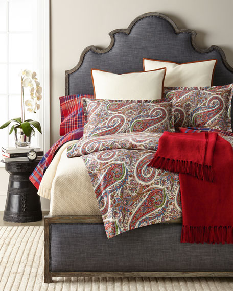 Pyne Paisley Full/Queen Comforter