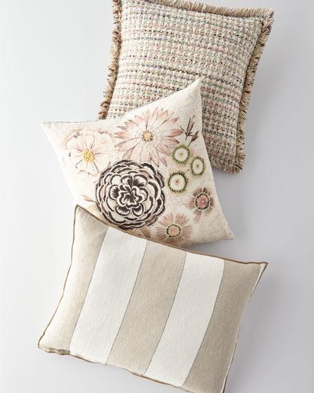Brera Gessato Natural Pillow