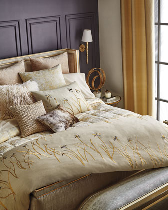 Iris Full/Queen Duvet and Matching Items