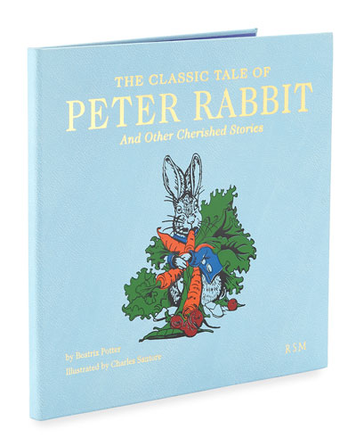 Personalized The Classic Tale of Peter Rabbit and Other Cherished Stories Children's Book by Beatrix Potter
