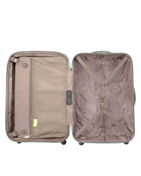 "Black ""Cruzer Lite"" Three-Piece Luggage Set"