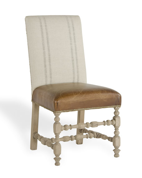 English-Style Dining Chair