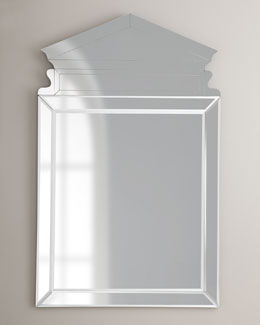 """Pediment"" Mirror"