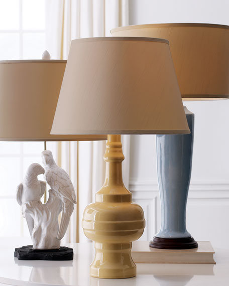 """Eggshell"" Table Lamp"