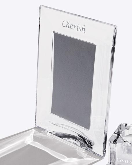"""Cherish"" 5"" x 7"" Frame"