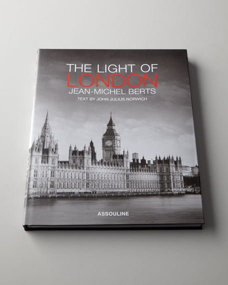 """The Light of London"" Book"