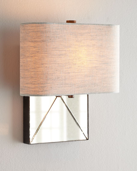 """Parisian"" Wall Sconce"