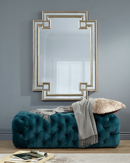 John Richard Collection Mosaic Mirror