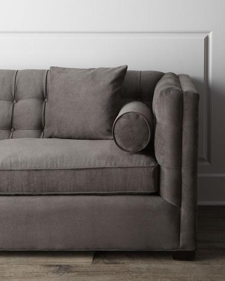 Dusk Button Tufted Sofa 92 Quot