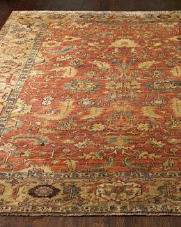 Thompson Oushak Rug, 6' x 9'