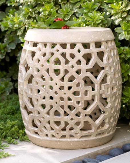 Tamsin Garden Stool