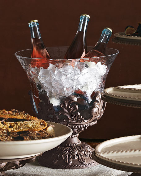 Baroque Beverage Tub