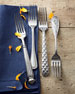 Five-Piece Euro Beads Flatware Place Setting