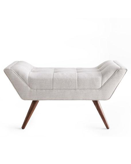 Incredible Whitaker Ottoman Lamtechconsult Wood Chair Design Ideas Lamtechconsultcom