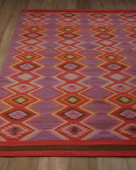 Pueblo Rug, 5' x 8'
