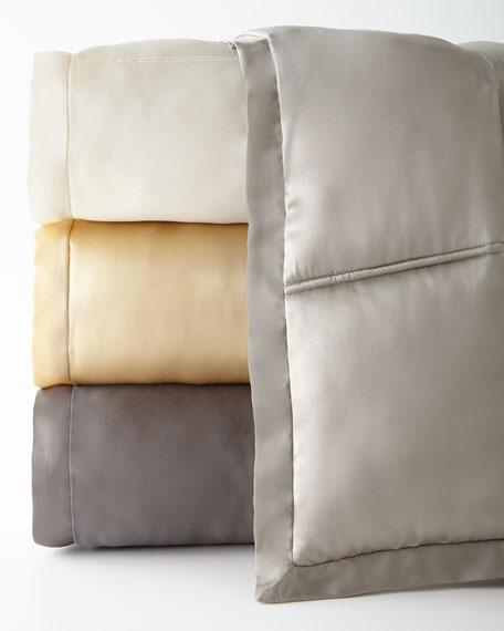 donna karan home reflection king quilt