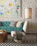 Maxime White Lounge Chair