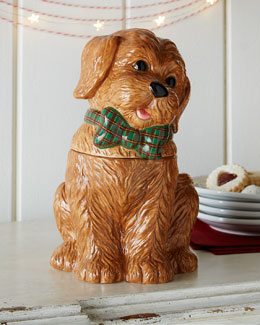 Labradoodle Cookie Jar