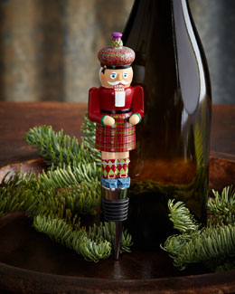 Nutcracker Bottle Stopper