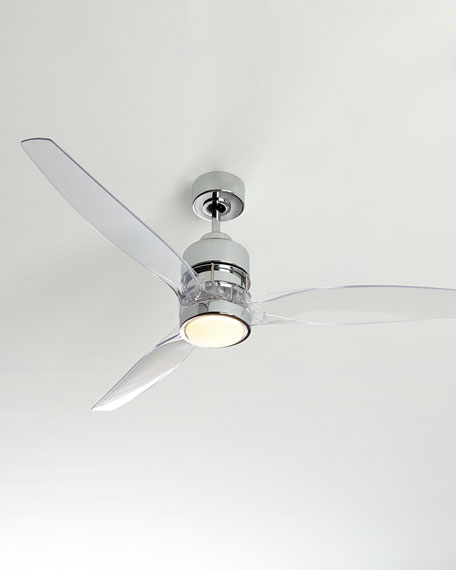 52 sonet chrome ceiling fan aloadofball Gallery