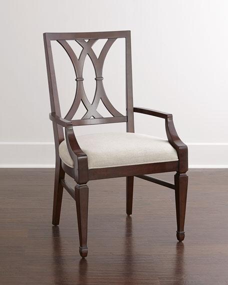 Two Cherilynn Armchairs