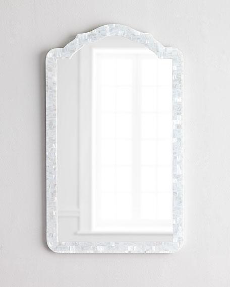 Selah Mother Of Pearl Mirror