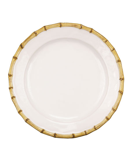Juliska Four Quot Bamboo Quot Dinner Plates