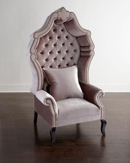 Antoinette Tufted Chair
