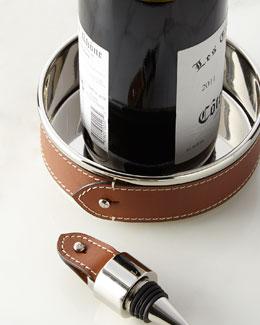 Preston Wine Coaster Set